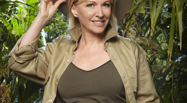 Nadine Dorries is one of this year's contestants on ITV1's I'm A Celebrity...Get Me Out Of Here! (ITV/PA)