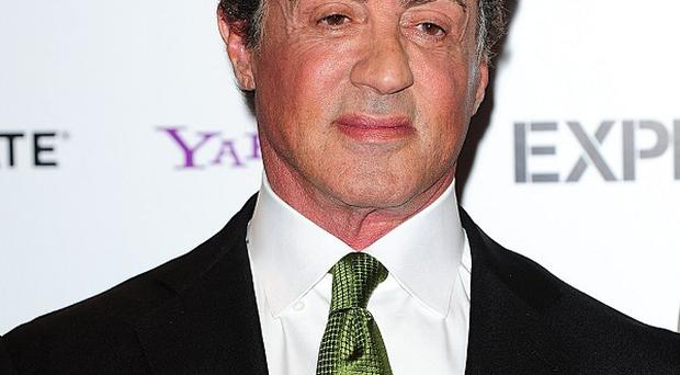Sylvester Stallone says Nic Cage is not joining The Expendables 3