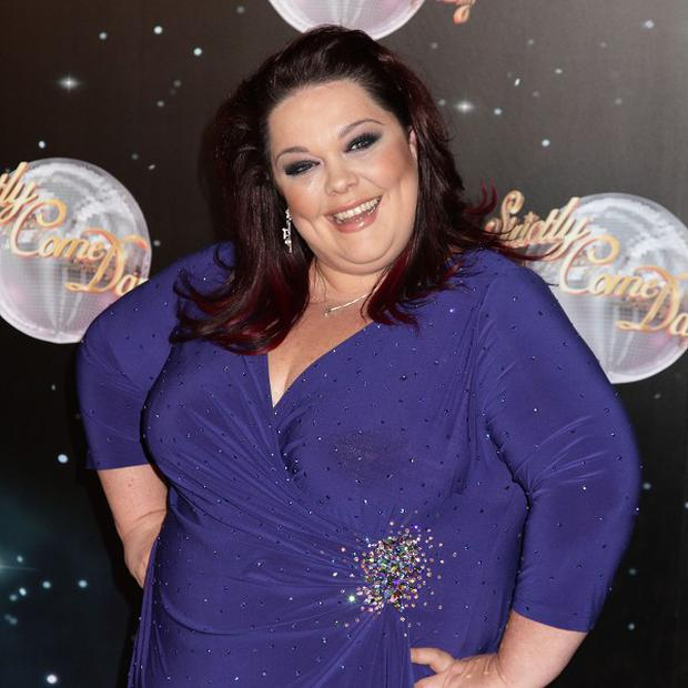 Lisa Riley will feature on the Strictly Come Dancing tour