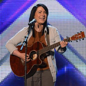 Lucy Spraggan might be taking part in the X Factor tour