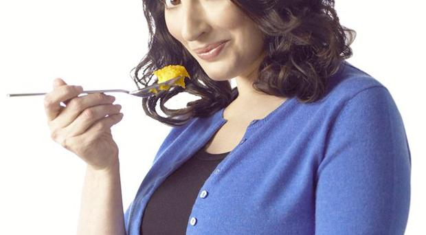 Flirty foodie: Nigella Lawson