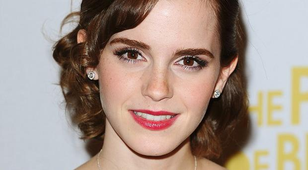 Emma Watson has reportedly been helping out in the aftermath of Hurricane Sandy