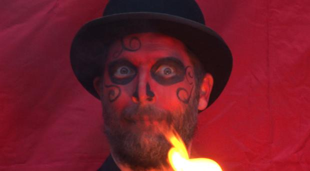 'The Day Of The Dead' Festival