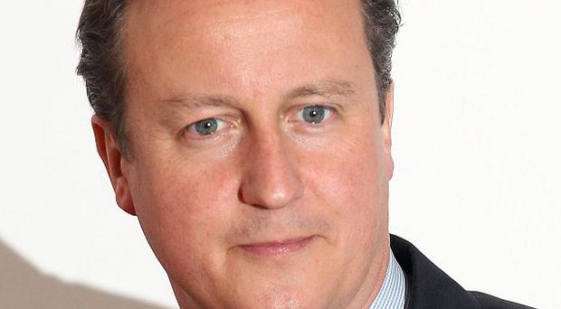 David Cameron wants a million members of the public to support dementia sufferers