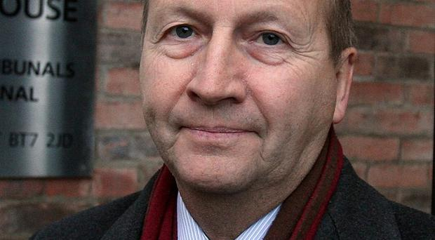 Alan Lennon was overlooked for a top job with Northern Ireland Water because of his religion, a tribunal found