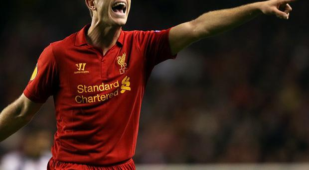 Jordan Henderson insists he wants his future to be at Liverpool