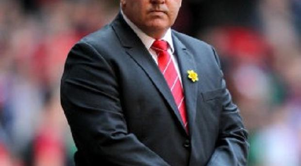 Head coach Warren Gatland will take the Lions to Australia in 2013