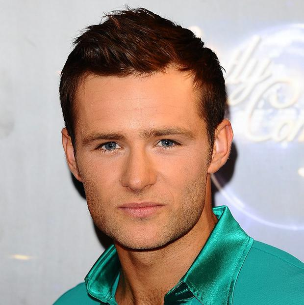 Harry Judd is due to get married next month