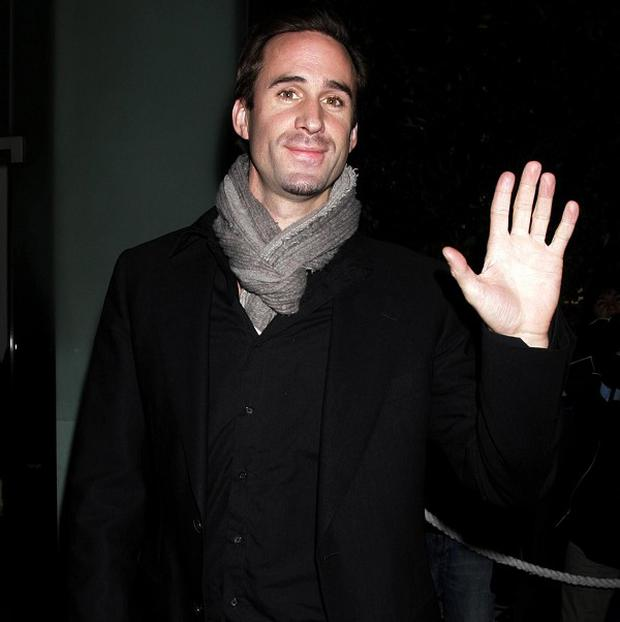 Joseph Fiennes just couldn't say no to starring in American Horror Story: Asylum