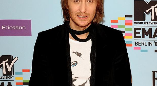David Guetta has hit back over comments made by Deadmau5