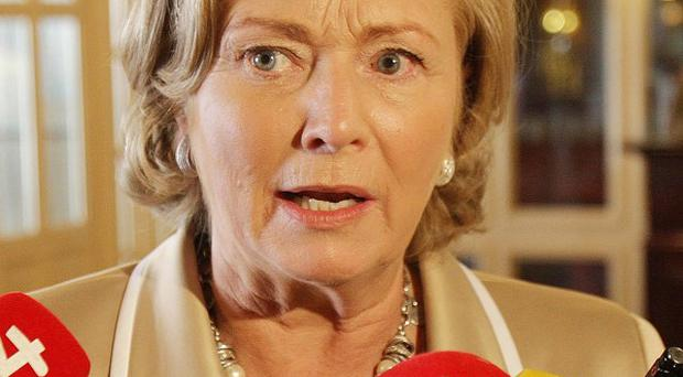 Children's Minister Frances Fitzgerald says the Government acted in good faith