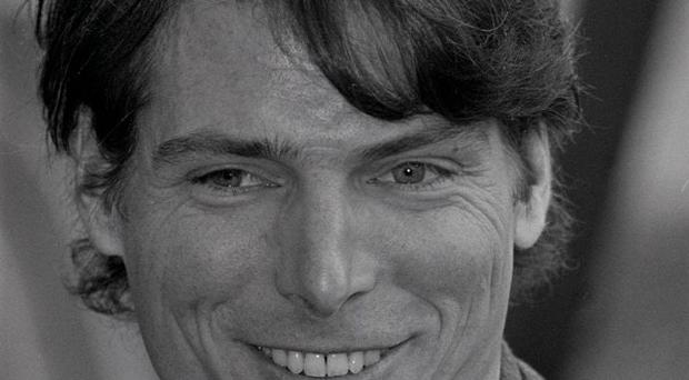 Christopher Reeve shot to fame as Superman on the big screen