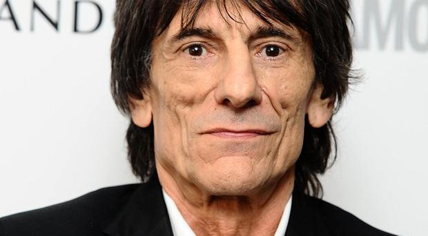 Ronnie Wood has said the Rolling Stones have spent millions on rehearsing for their new tour