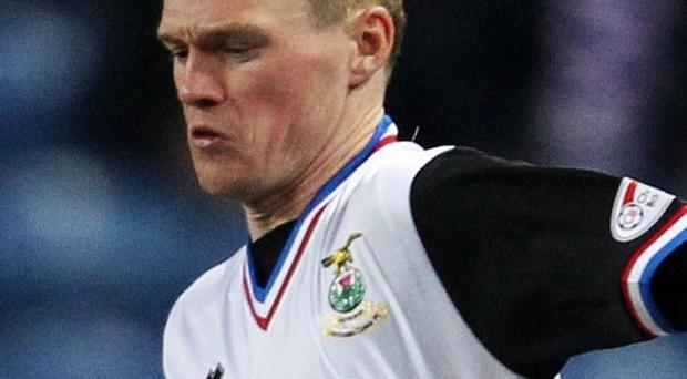 Billy McKay has been promoted to the full Northern Ireland squad
