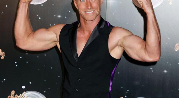 James Jordan has been passed as fit to dance on Strictly this weekend