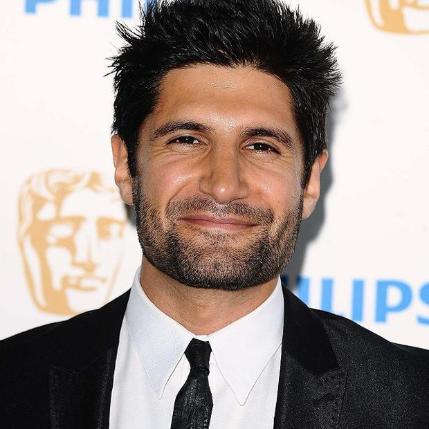 Kayvan Novak couldn't master his Simon Cowell impression for Full English