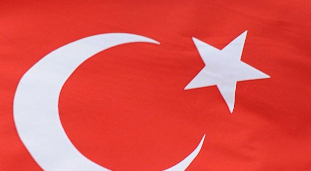 Seventeen soldiers have been killed in a helicopter crash in Turkey