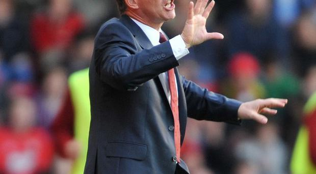 Nigel Adkins refused to be downbeat after his team's 1-1 draw with Swansea