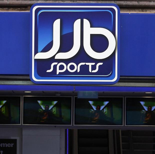 JJB Sports reportedly collapsed leaving 210 million pounds to unsecured creditors