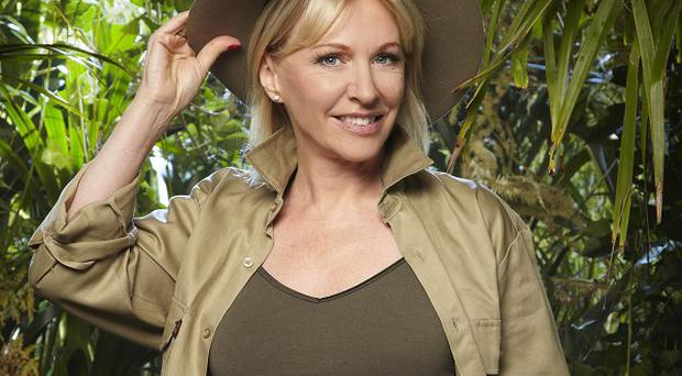 MP Nadine Dorries is among the jungle celebrities this year
