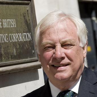 Lord Patten said he would be meeting with Tim Davie, the acting director-general of the BBC, to discuss the future of Newsnight