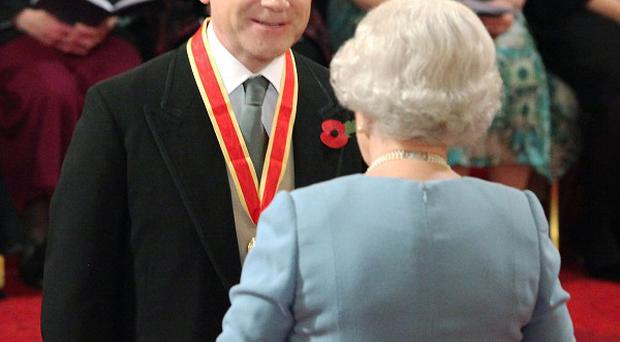 Kenneth Branagh has received a knighthood from the Queen
