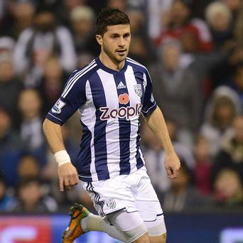 Shane Long has been carrying a hamstring injury for some time