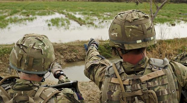An insider attack has led to a British soldier being killed at his base in Afghanistan, the Ministry of Defence said