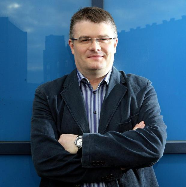 Peter Johnston, Director of BBC Northern Ireland