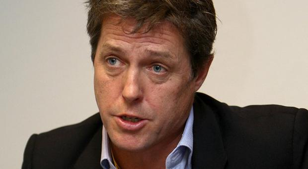 Hugh Grant has a secret Strictly fantasy