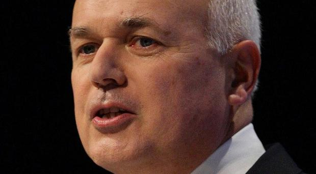 Iain Duncan Smith says he wants to 'make work pay'