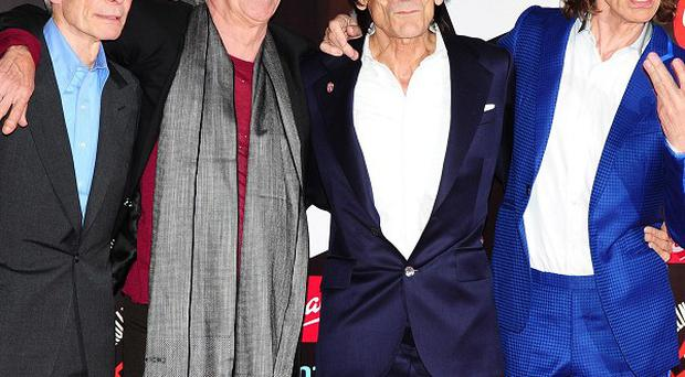 Ronnie Wood said the Rolling Stones have 'got to make something'