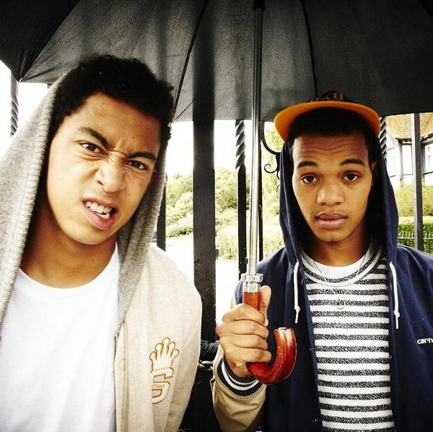 Rizzle Kicks said that their upcoming second album is a 'progression'