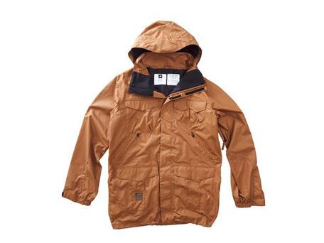 Analog Freedom jacket surfdome.com, £179.99 This does everything you need it to do and the fabric looks great. It also gives you licence to pair it with some seriously loud snowboard pants.