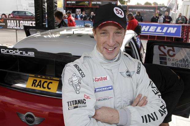 Dungannon's Kris Meeke is off to take part in the hugely challenging Baja 1000 desert race