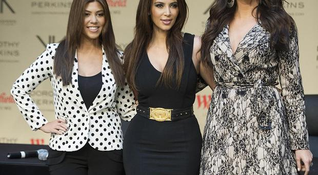 Kim and Kourtney Kardashian are so proud of sister Khloe's X Factor role