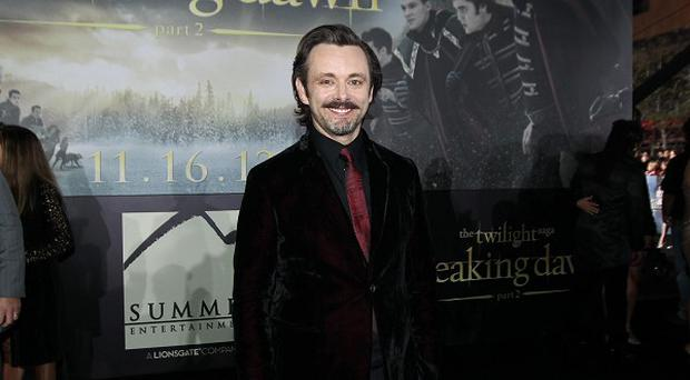 Michael Sheen was pleased he could show the more crazy side of vampire Aro in the latest Twilight movie
