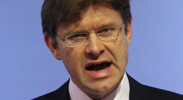 Greg Clark said the European Parliament was only interested in a budget deal that would 'massively increase' EU spending