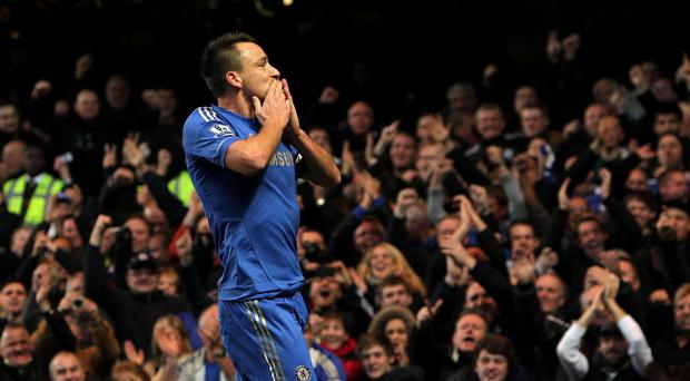 John Terry's influence was held up as a major factor in the dismissal of Andre Villas-Boas last season
