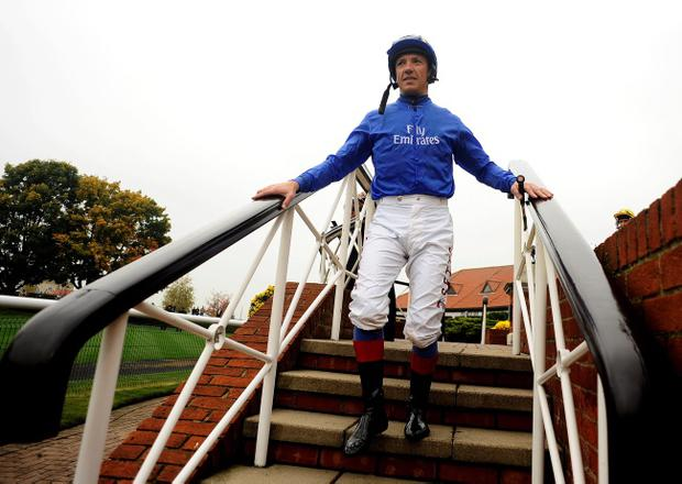 Jockey Frankie Dettori is to face an inquiry after delivering a positive test on September 16 at Longchamp