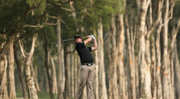 HONG KONG - NOVEMBER 14: Rory McIlroy of Northern Ireland in action during Pro-Am of the UBS Hong Kong Open at The Hong Kong Golf Club on November 14, 2012 in Hong Kong, Hong Kong. (Photo by Ian Walton/Getty Images)