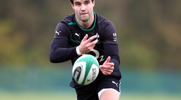 Conor Murray has come in for criticism after losing possession against South Africa on Saturday