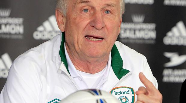 Giovanni Trapattoni insists speculation is part and parcel of his job