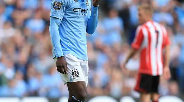 Mario Balotelli is not leaving Manchester City according to his agent
