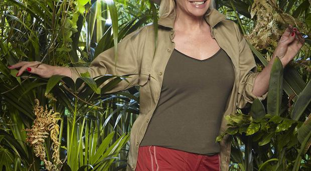 Nadine Dorries won a bushtucker trial that involved eating a camel's toe