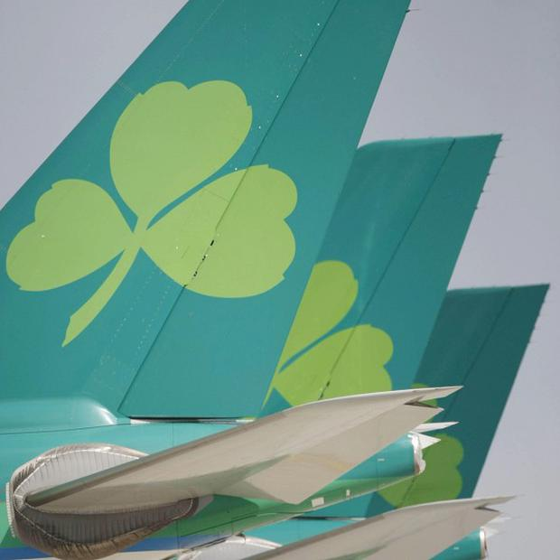 Aer Lingus cabin crew and ground, administration and clerical staff will take strike action over pensions next Monday