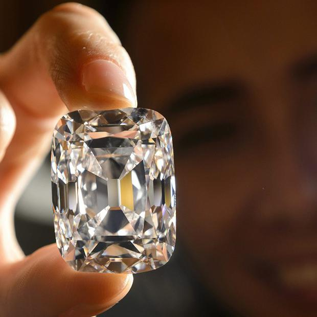 The Archduke Joseph Diamond has sold at auction (AP)