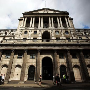 The Bank of England has downgraded its growth forecast for 2013 to around 1 per cent