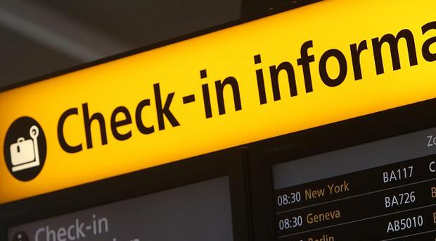 Many flights to destinations across the continent were cancelled due to walkouts in Europe