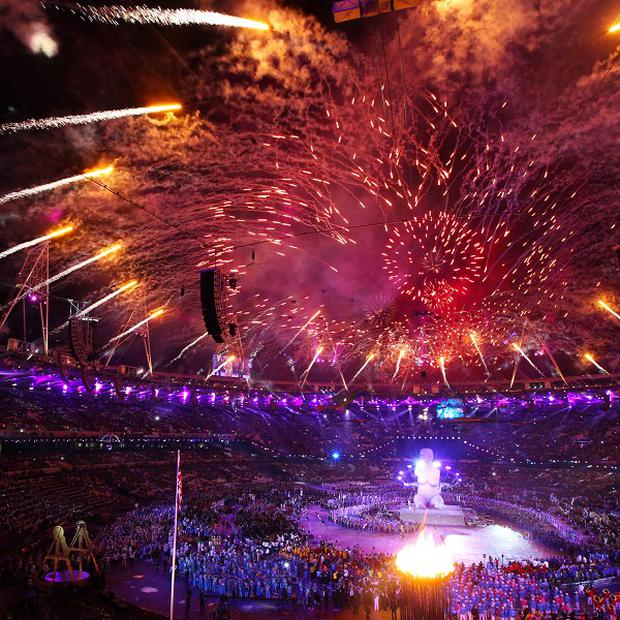 A watchdog has complained about a lack of messages about sustainability during the London 2012 opening and closing ceremonies